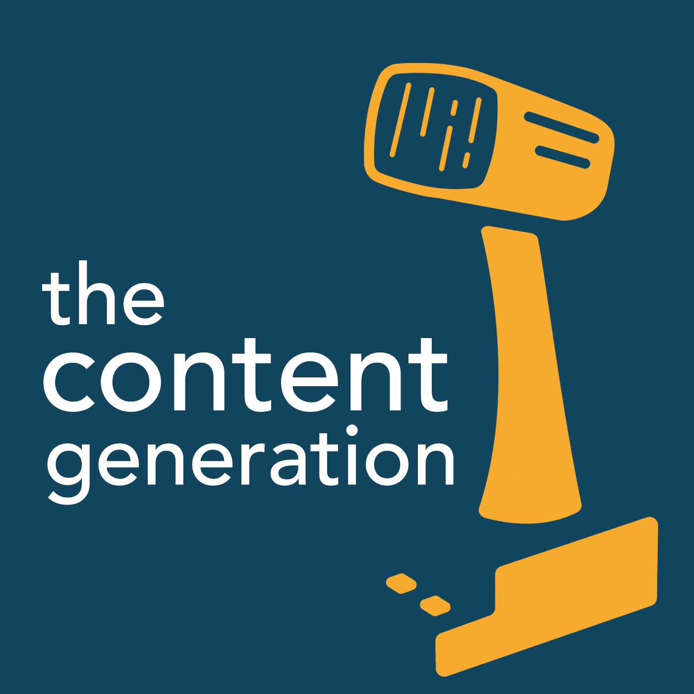 The Content Generation show art