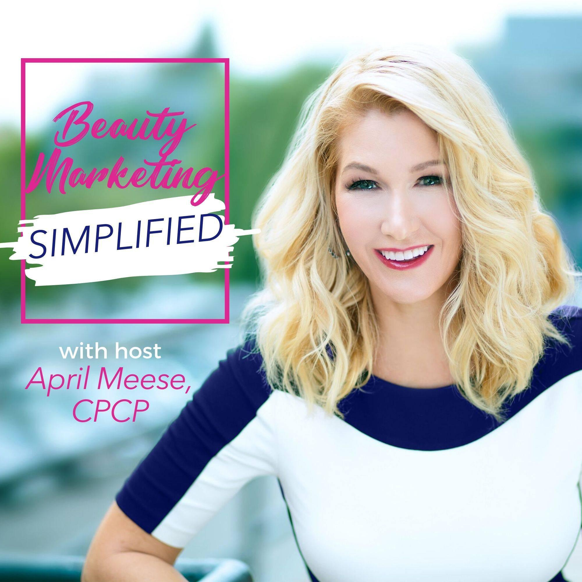 Episode 69 Beauty Boss Series: How to Pivot with Changes and Plan for Success with Mary Ritcherson