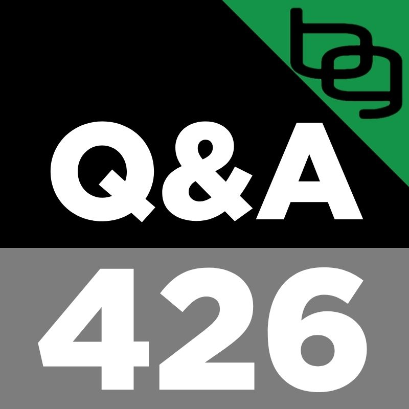 Q&A 426: Does Being Overweight Help You Live Longer? The Dark Side Of Fasting, The Latest On Caffeine & Exercise Performance, Ben's Pre-Workout Formula & Much More!