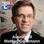 Artwork for Avsnitt 89 - Mattias Goldmann