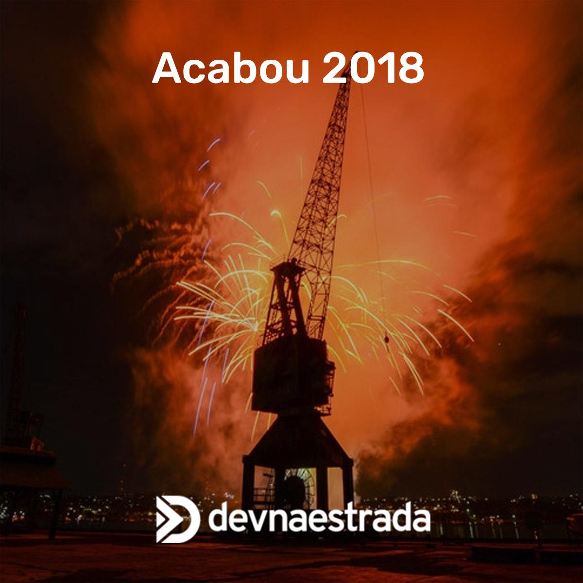 Acabou 2018