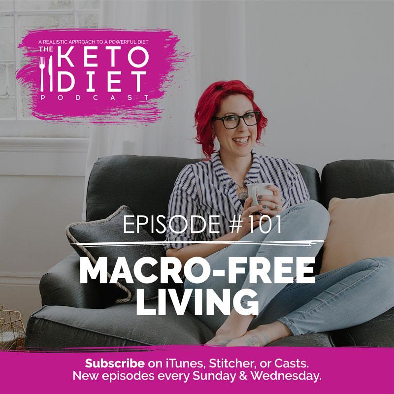 #101 Macro-Free Living with Rachel Wilson