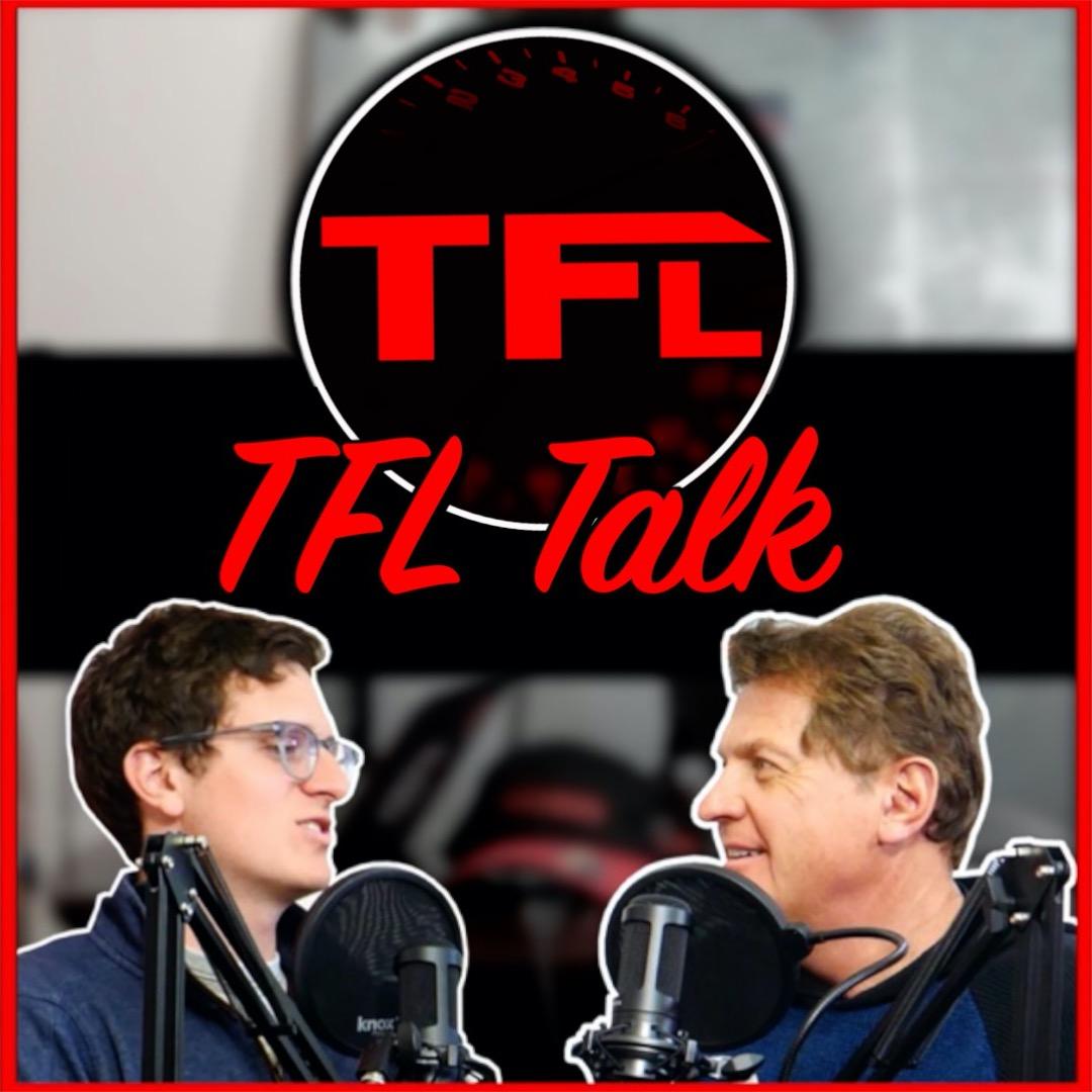 TFLTalk show art