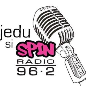 RADIO SPIN podcast show art