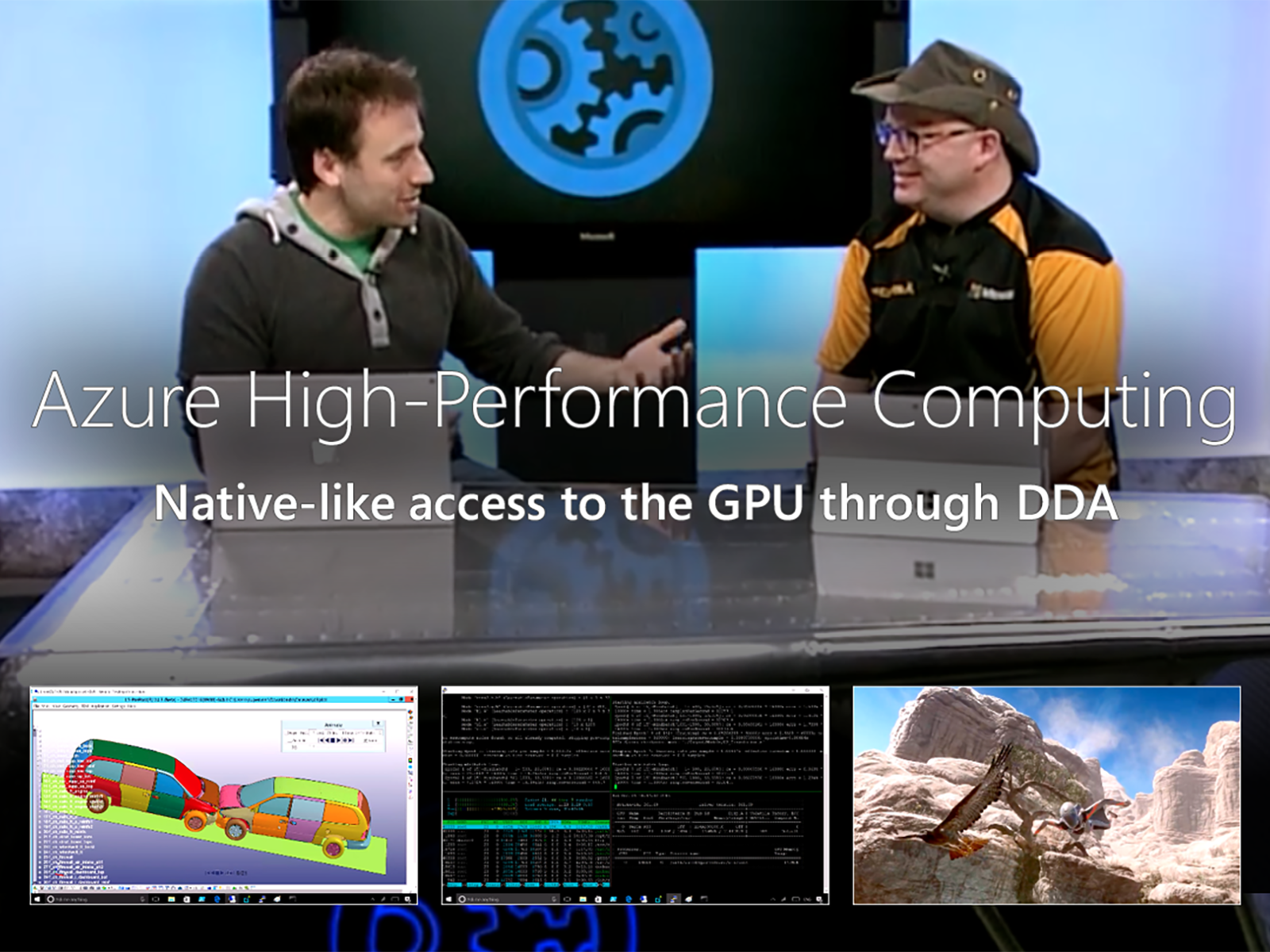 Artwork for Azure High-Performance Computing