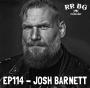 Artwork for EP114 - Josh Barnett