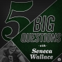 Artwork for 5 Big Questions with Seneca Wallace
