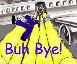 67 Buh-Bye!