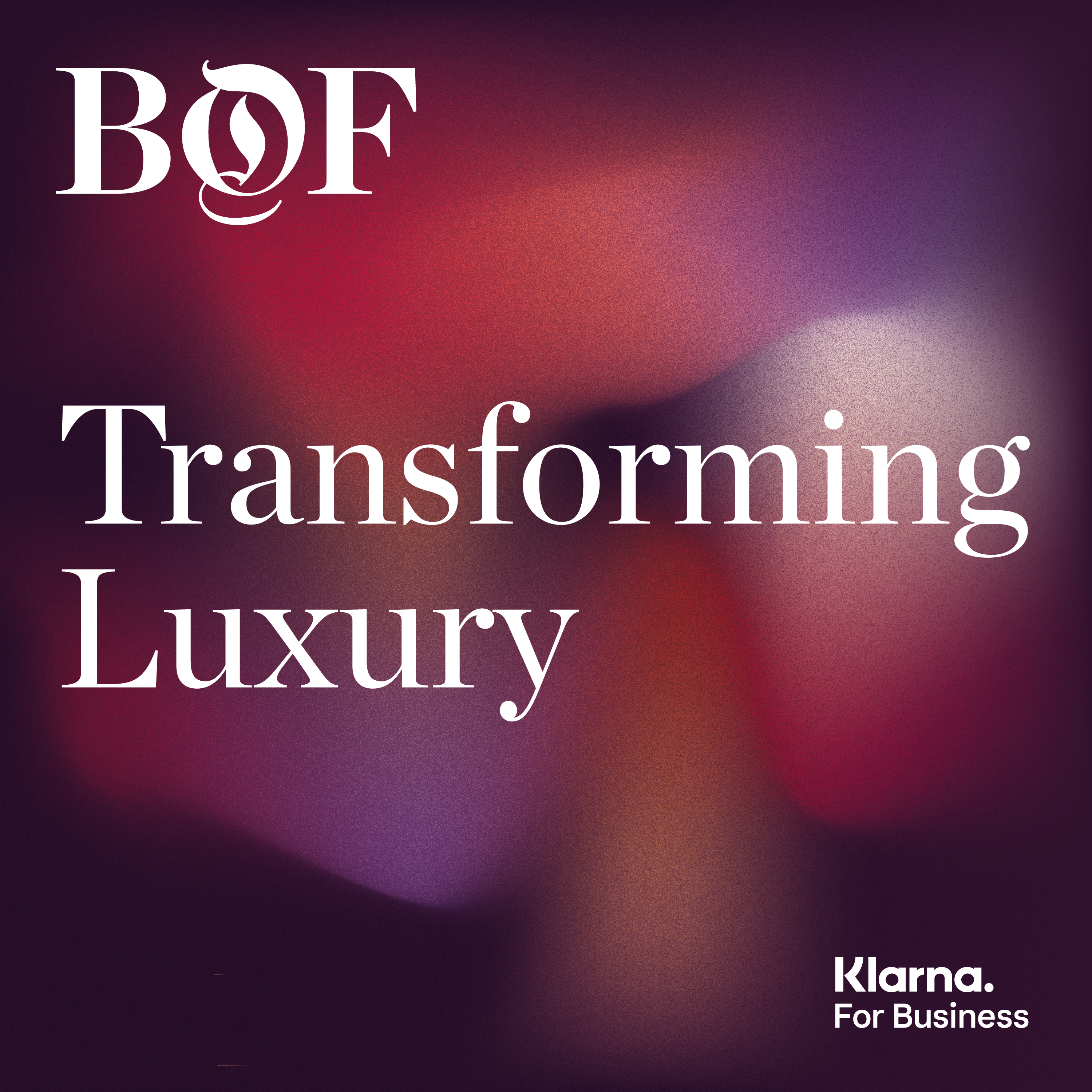 Welcome to Transforming Luxury