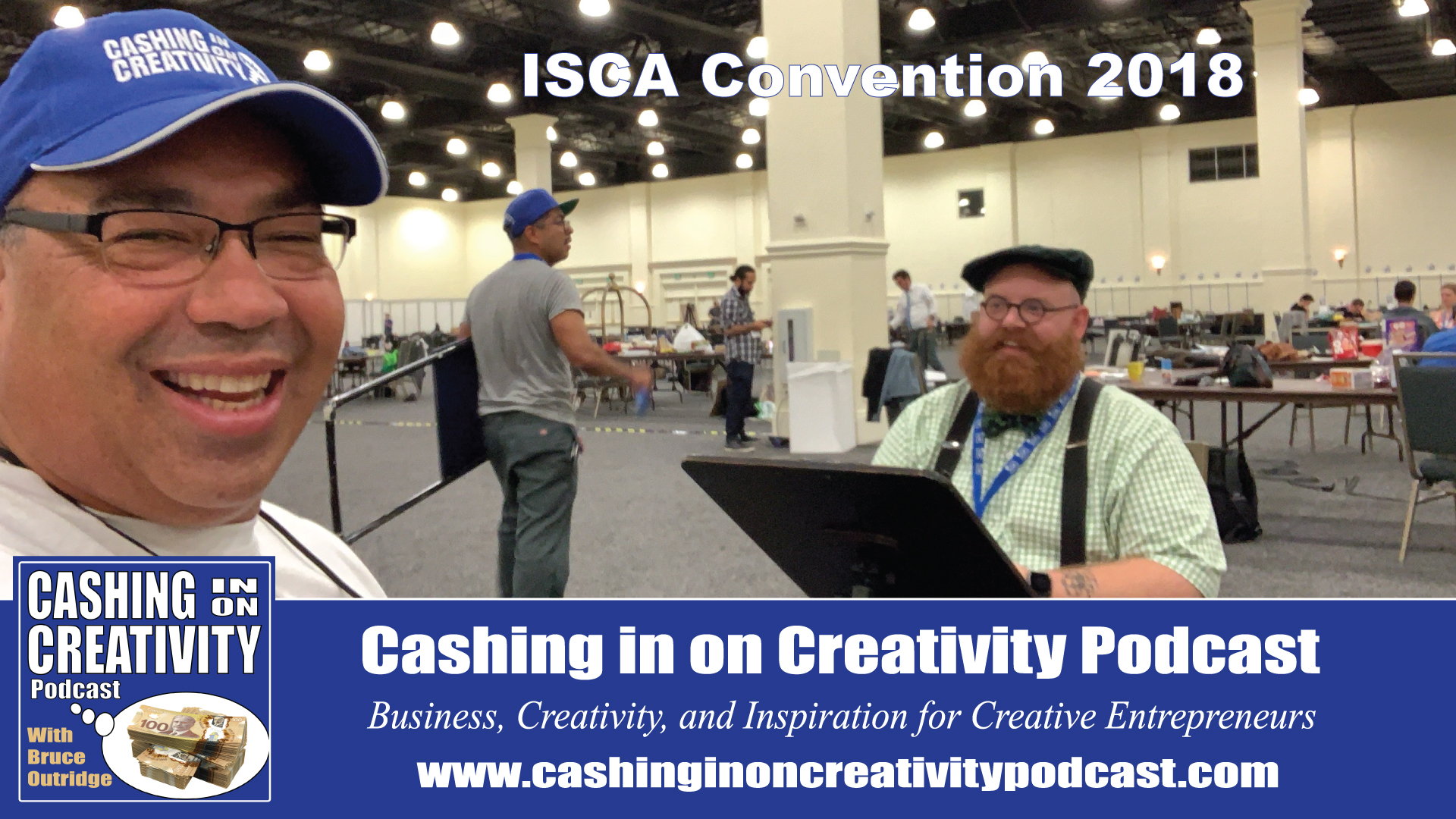 ISCA Convention Recap