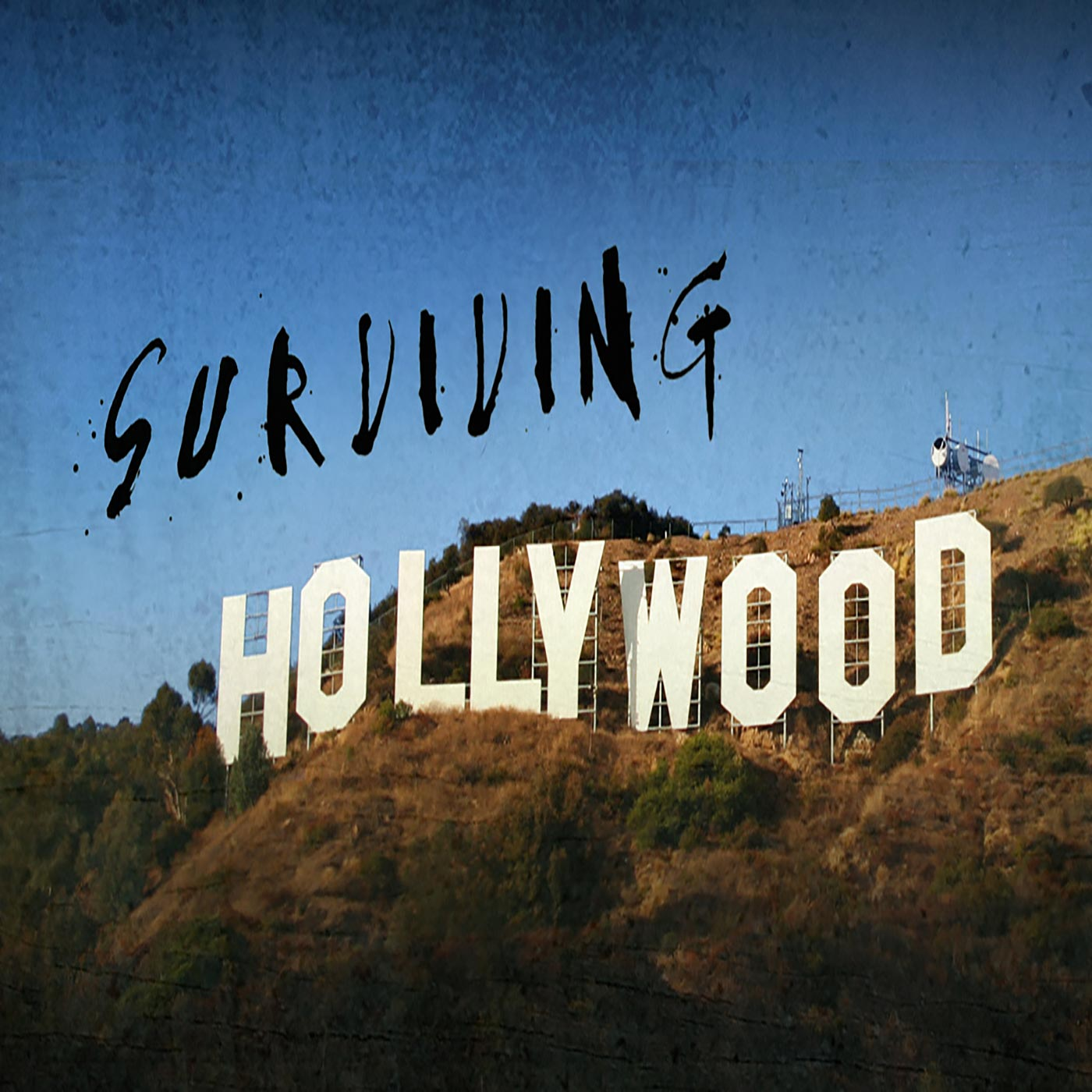 Surviving Hollywood show art