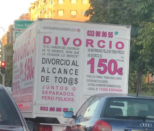 Super Oferta de Divorcios en España