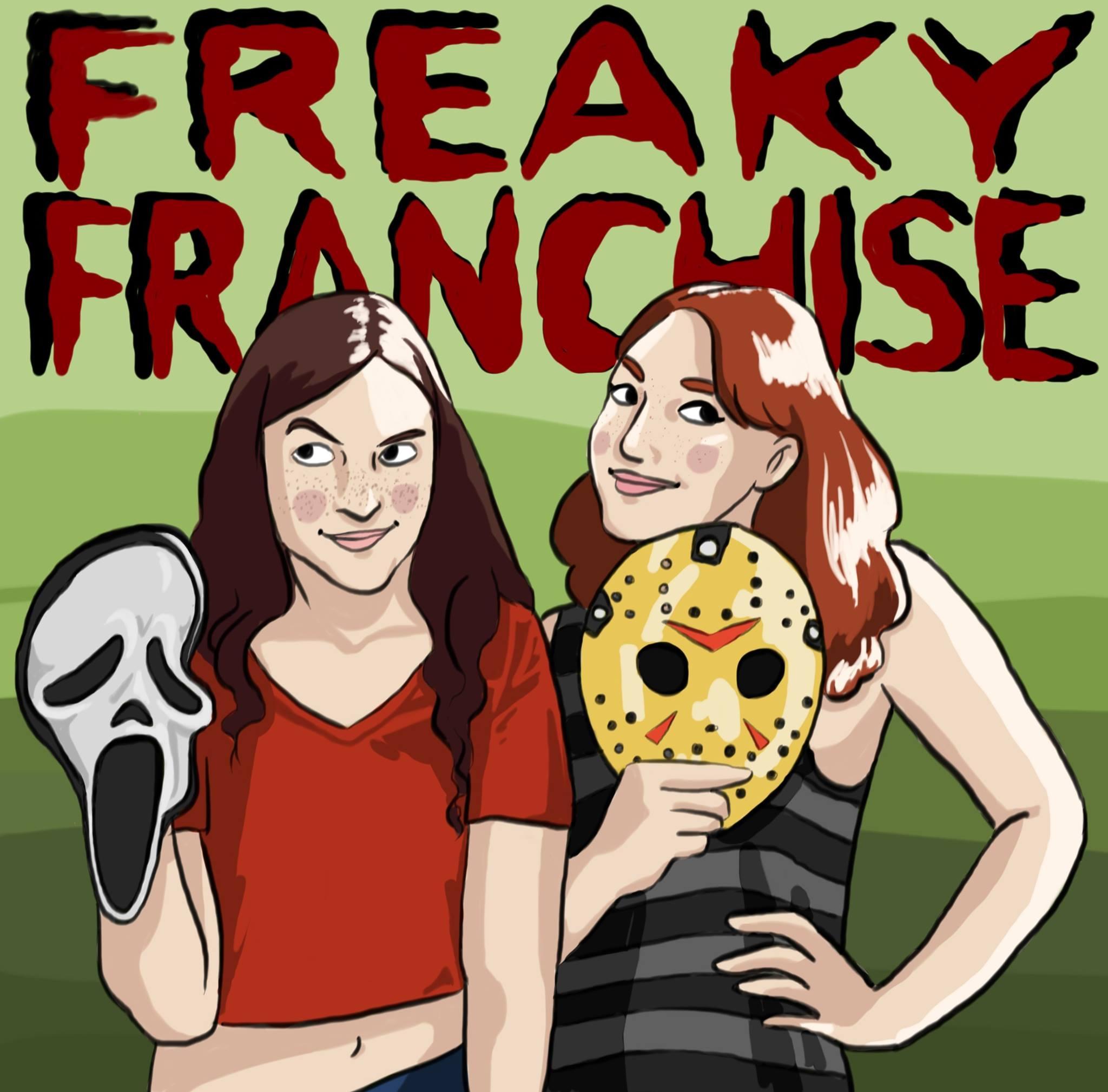 Artwork for FF 02: Scream 2