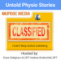 Artwork for Untold Physio Stories 136 - I Can't Stop Active Listening