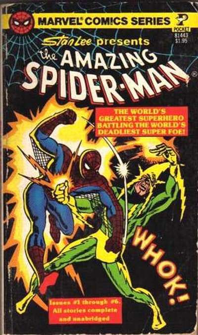 where I first read old spidey issues