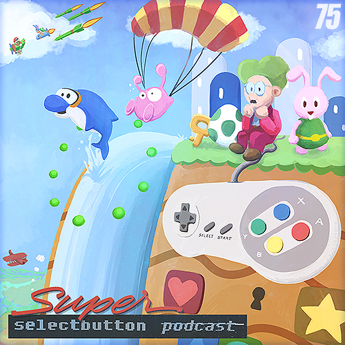 Podcast Episode #75: The Super Select Button Podcast
