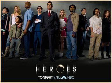 HEROES-Jesse Alexander unlocks the mysteries