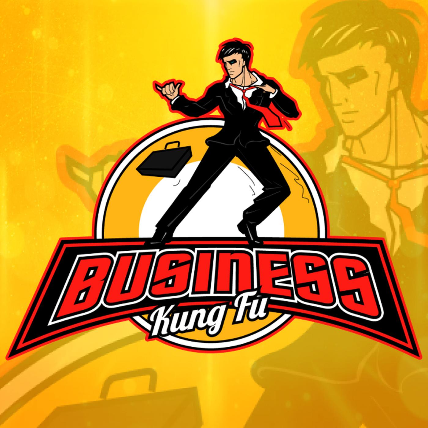 Business KungFu - Der Online Unternehmer Erfolgspodcast mit Marco Siebert show art