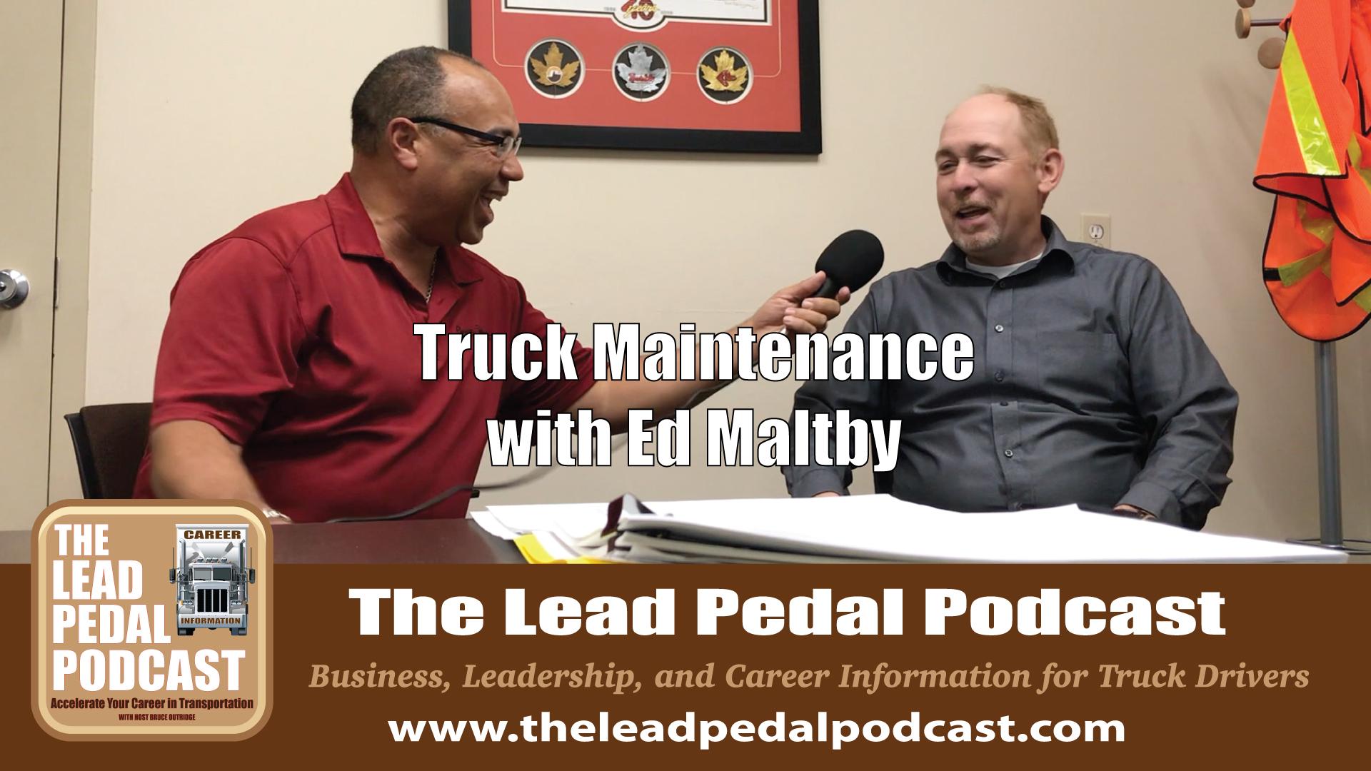 Ed maltby-maintenance