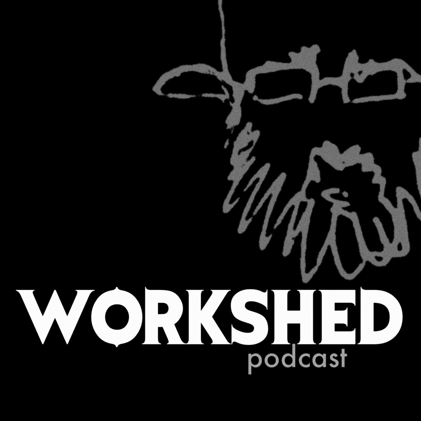 Workshed Podcast show art