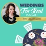 """Artwork for Megan Gillikin on the Holderness Family Podcast, """"Our Wedding was NOT the best day in my life!"""""""