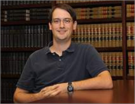 Teaching the Presidency, Researching Constitutional Quandaries with Professor Michael Faber