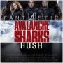 Artwork for Week 20: (Fantastic Four (2015), Avalanche Sharks (2014), Hush (2016))