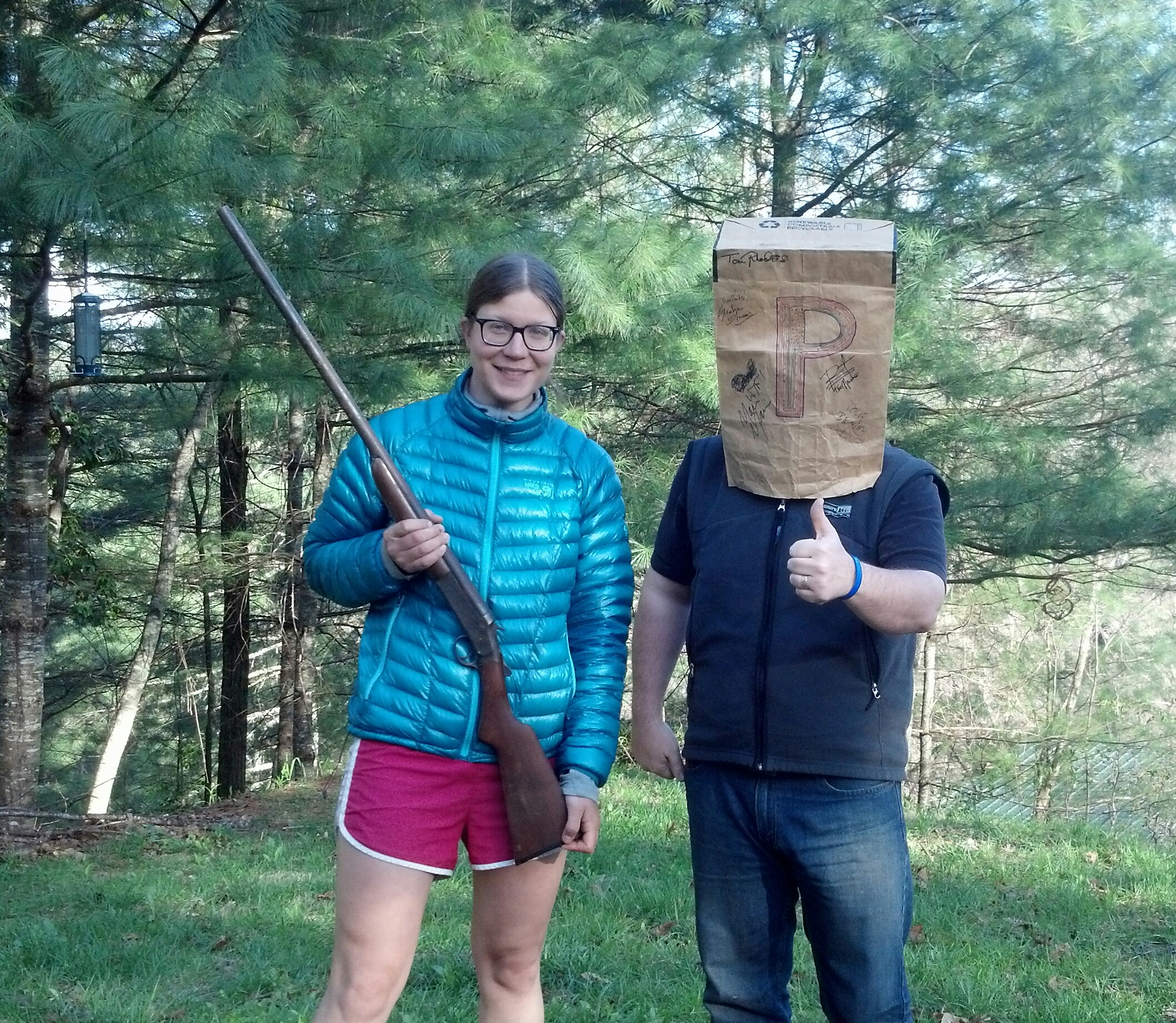 THE POX and PUSS PODCAST : An Appalachian Trail Thru-Hiker Experience