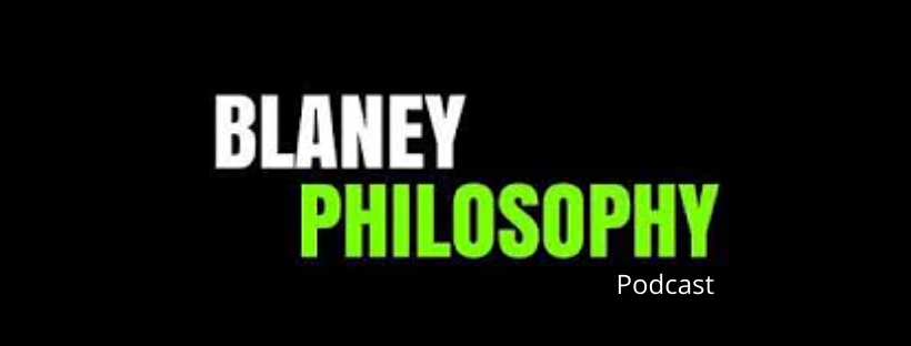 The Blaney Philosophy show art