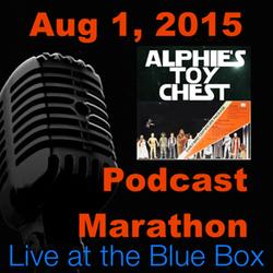 Mandalorian Mash-Ups with Alphie Jimenez 8-1-15 Live at the Blue Box Podcast Marathon