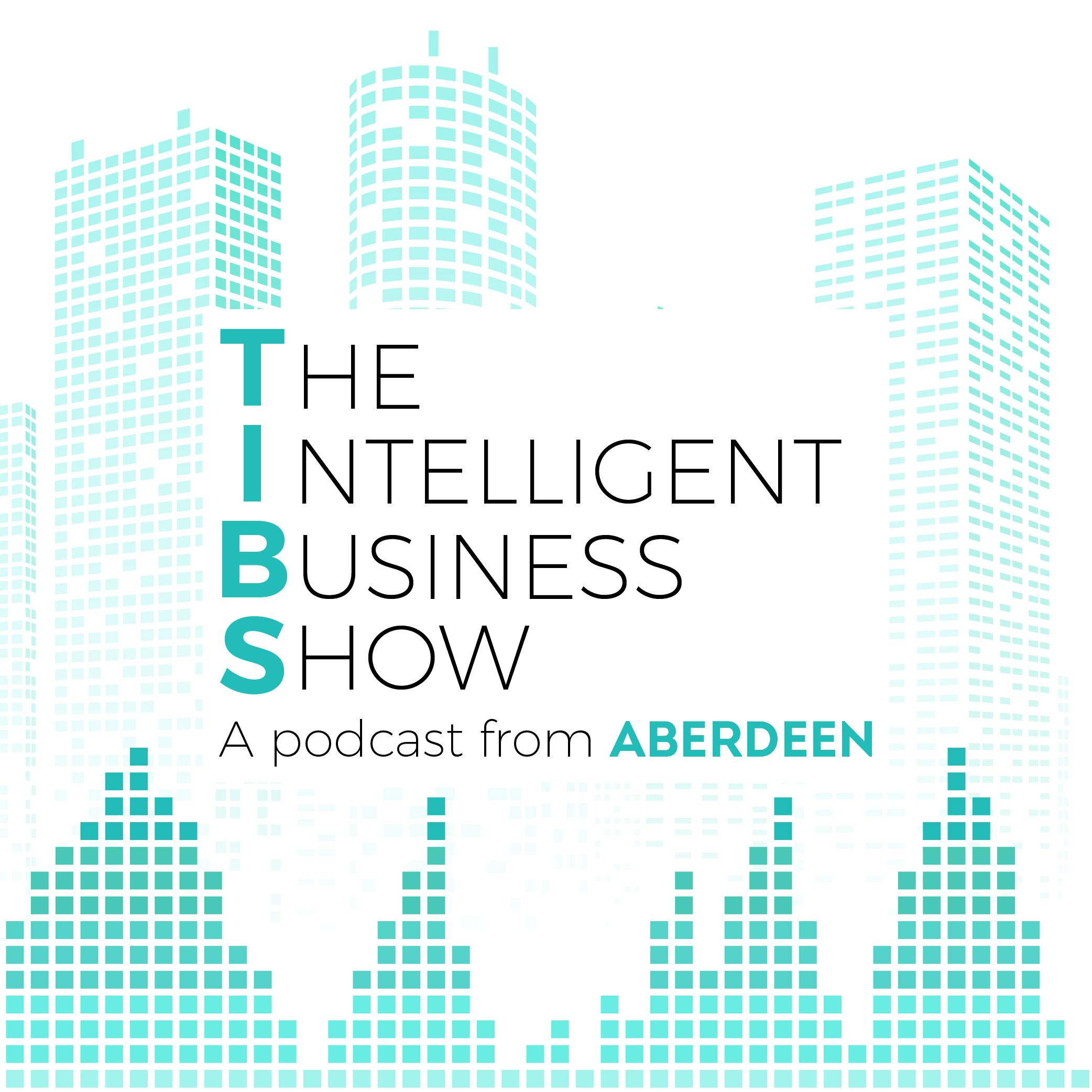 Artwork for Introducing The Intelligent Business Show