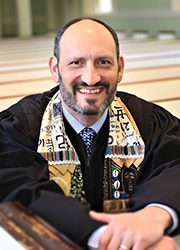 'SYRIAN SOLSTICE' - A sermon by Rev. Dr. Marlin Lavanhar