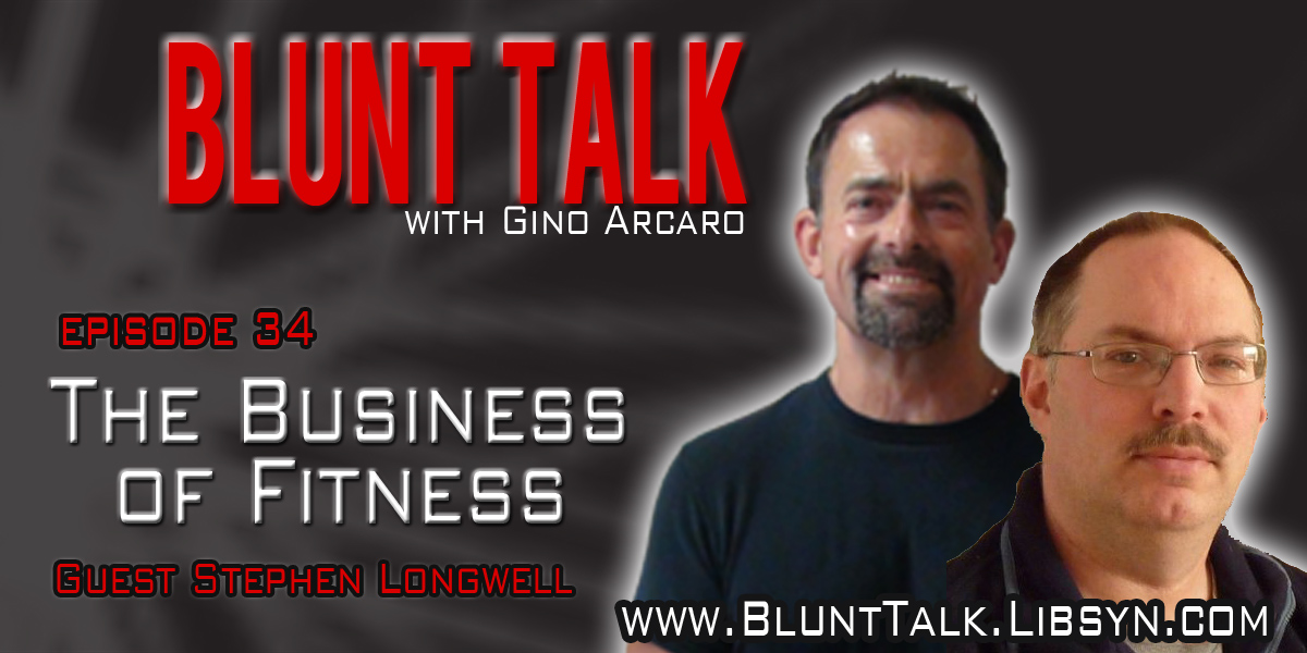 Artwork for The Business of Fitness