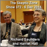 The Skeptic Zone #372 - 6.Dec.2015