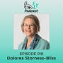 Artwork for EP018 - How to ease healthy cooking with Dolores Storness-Bliss