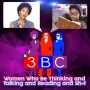 Artwork for Women Who Be Thinking and Talking and Reading and Sh*t | 3BC Podcast | KUDZUKIAN