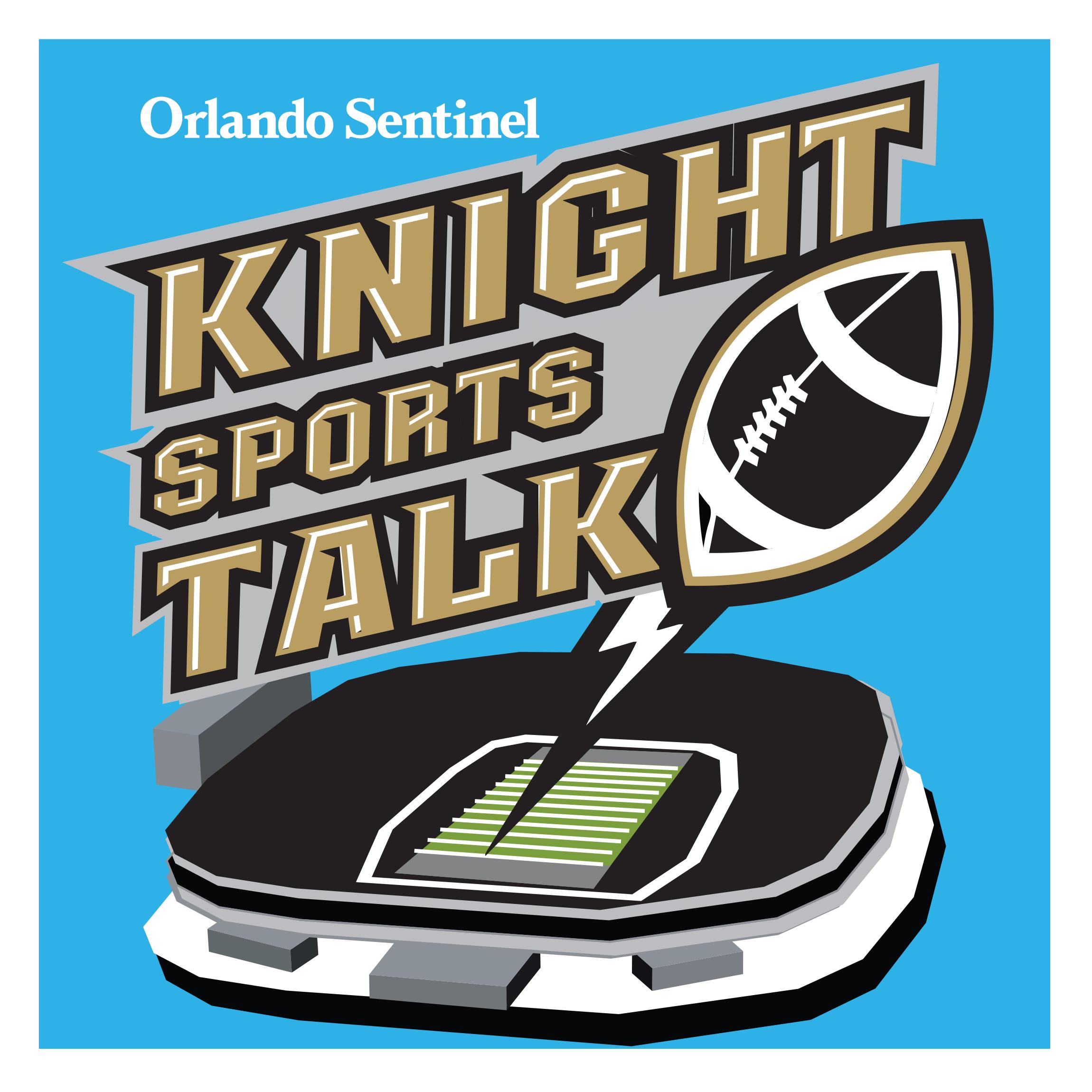 UCF Knights Sports Talk show art