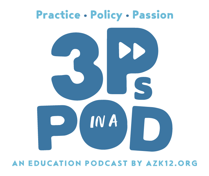 3Ps in a Pod: An Education Podcast show art