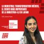 Artwork for E028 La Industrial Transformation México, el evento más importante de la Industria 4.0 en LATAM - Jimena Flores, de Hannover Fairs México.
