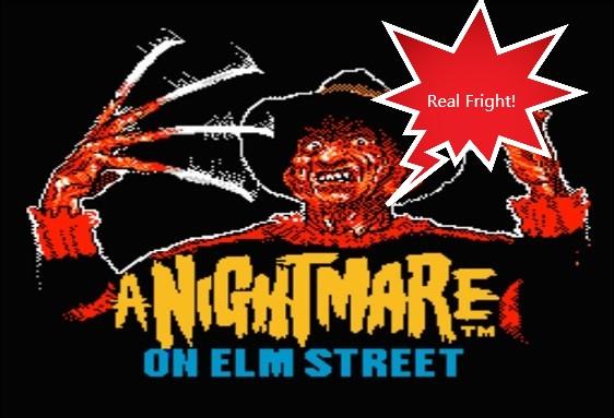 REAL FRIGHT 1 Nightmare on Elm Street 1&2