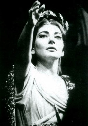The Legendary Callas Covent Garden Norma debut