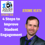 Artwork for 4 Steps to Improve Student Engagement