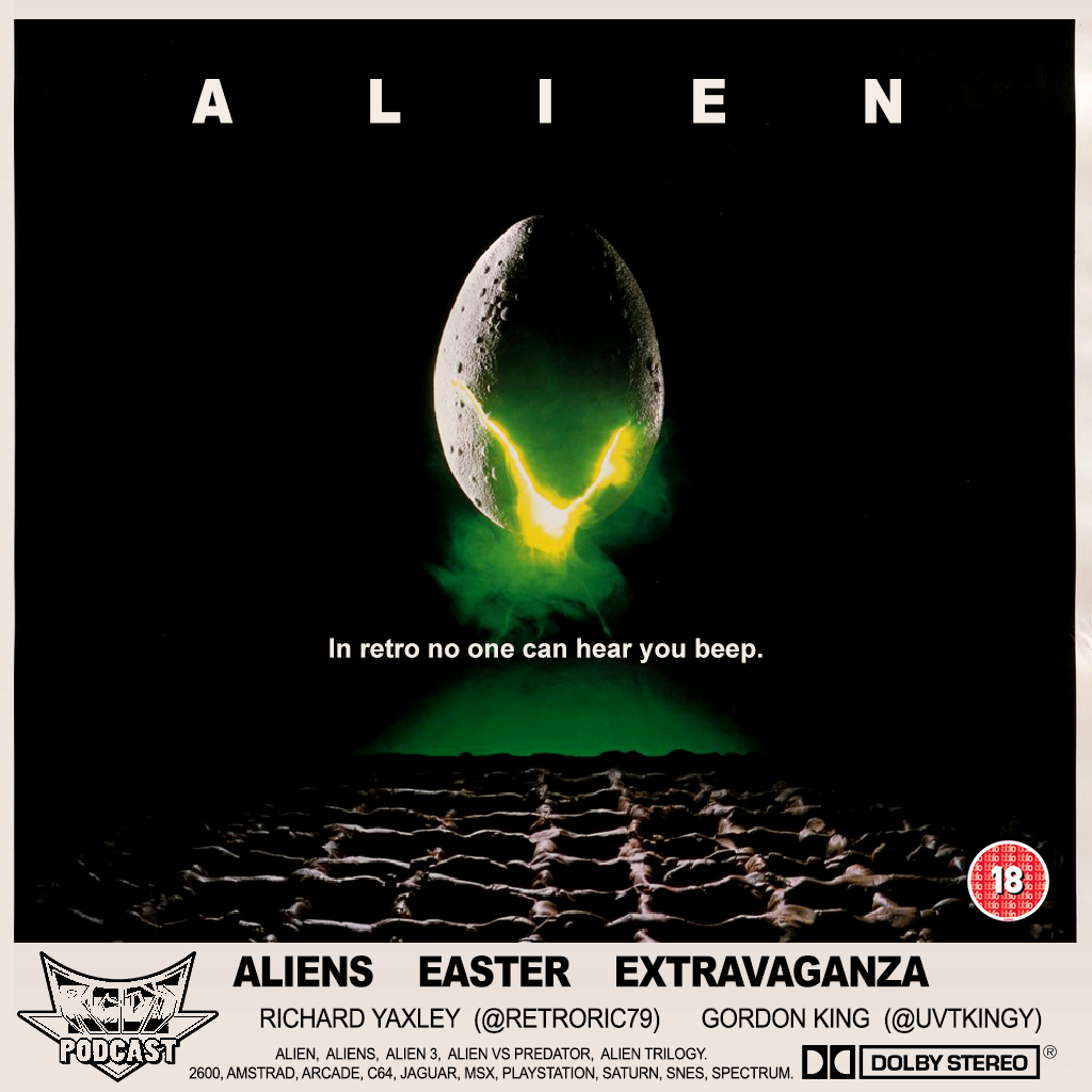 Aliens Easter Extravaganza (Mono Version) - Retro Gaming Discussion