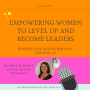Artwork for 146. Empowering Women to Level Up and Become Leaders, with Rochelle Marie