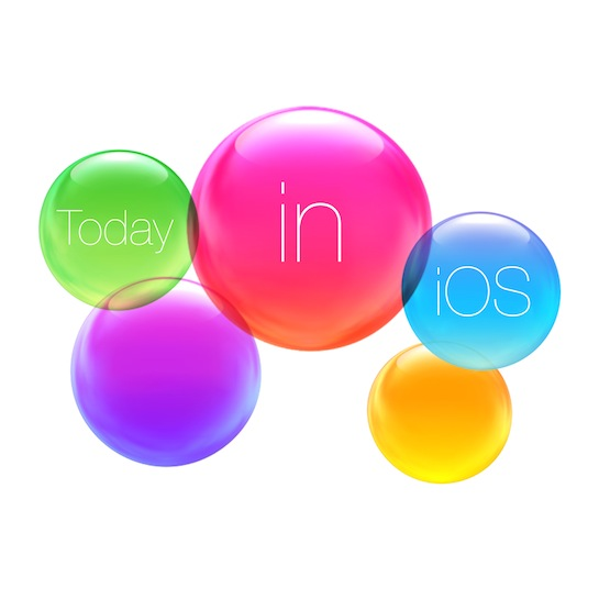 The Today in iOS / iPhone Podcast