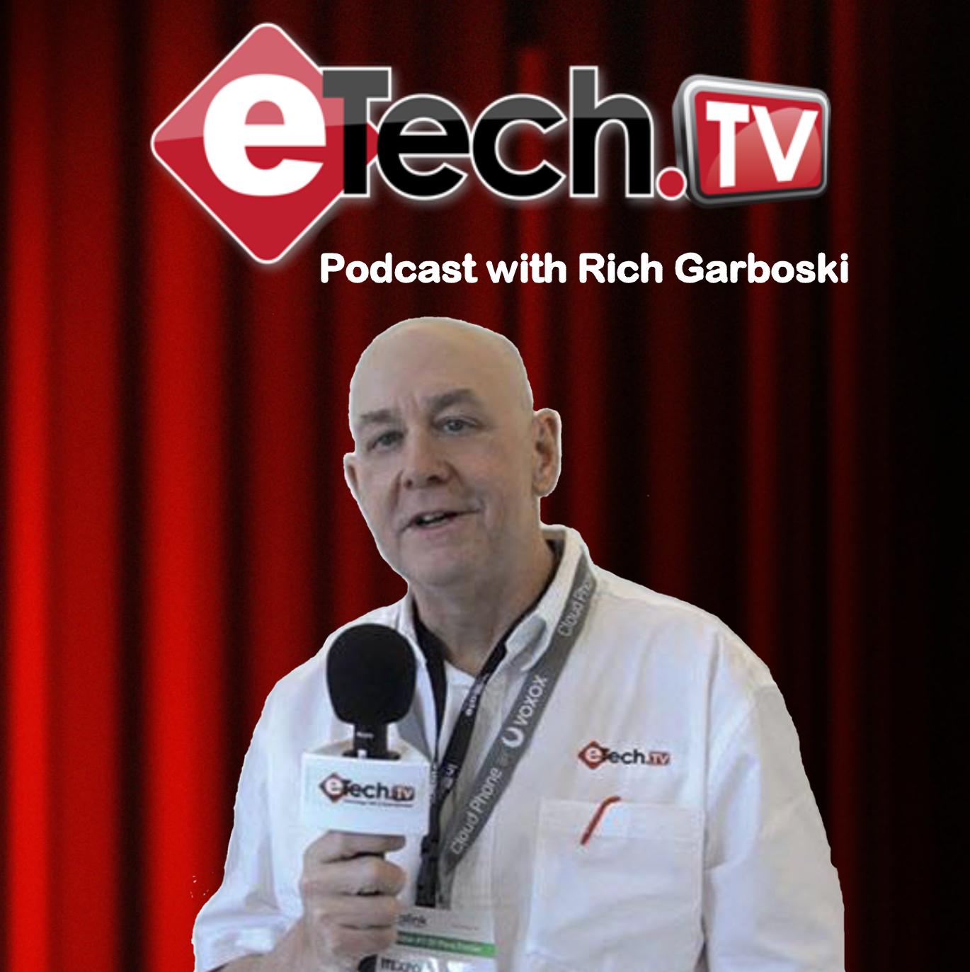 eTechTV Podcast show art