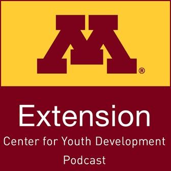 UMN EXT Youth Development Podcast show art