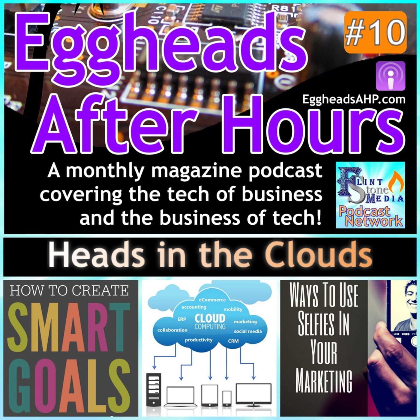 Eggheads After Hours Podcast - Episode 10 - Heads in the Clouds