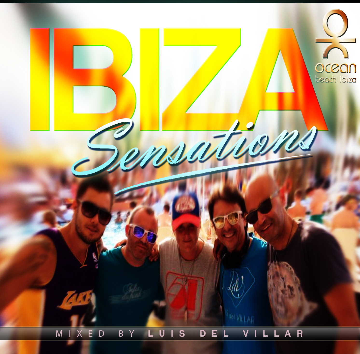 Artwork for Ibiza Sensations 98 @ Ministry of Sound London Sept. 5th 2014