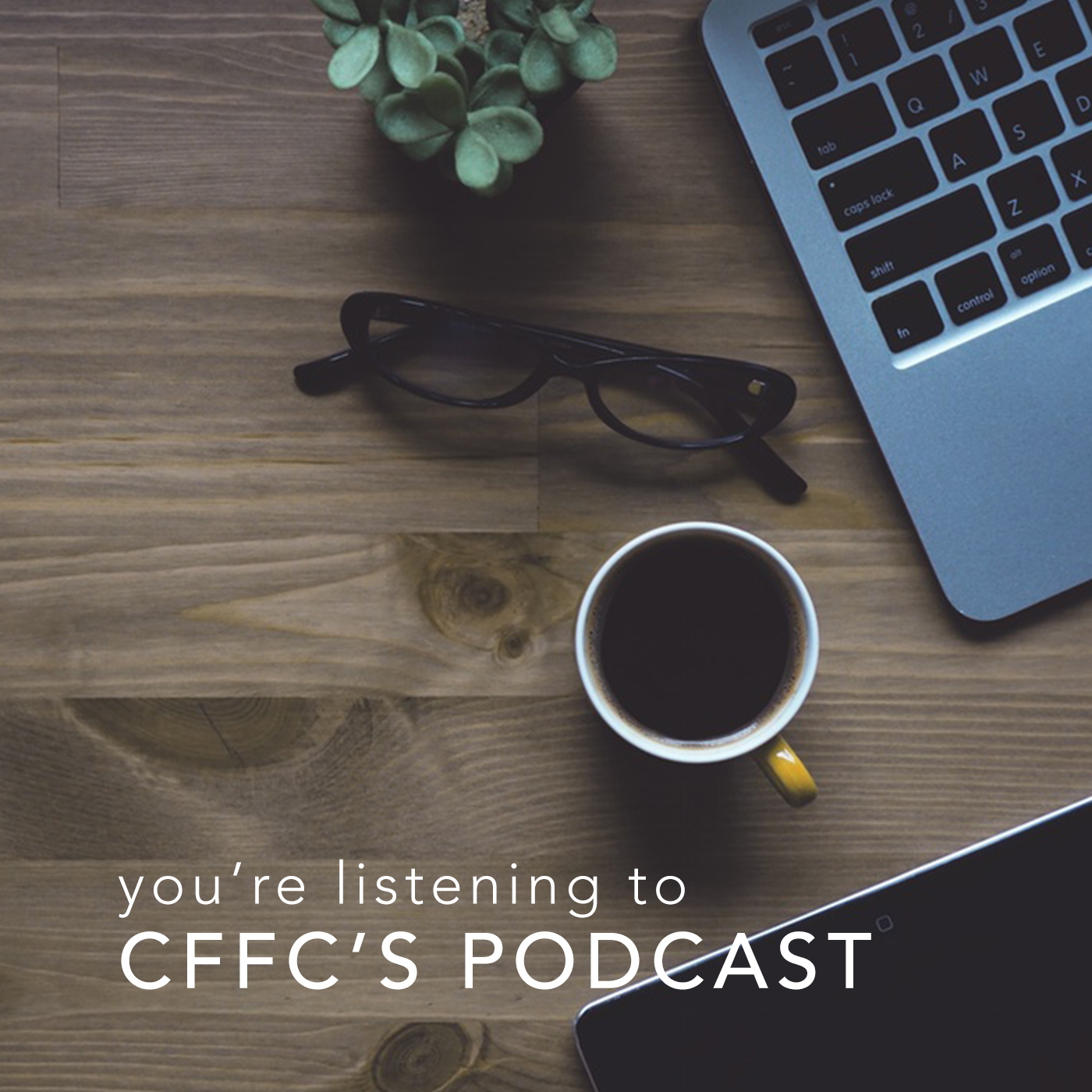 CFFC's Podcast show art